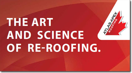 The Art and Science of Re-Roofing